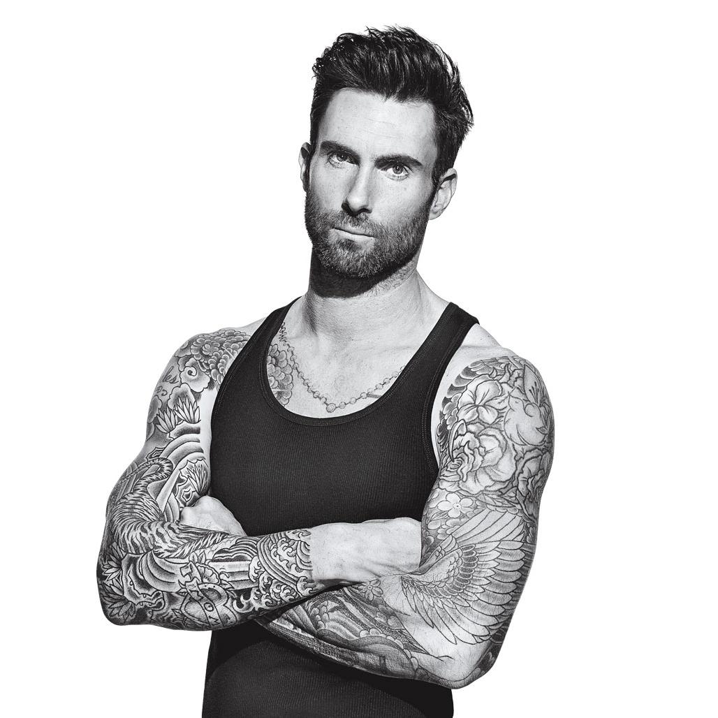 #ManCrushMonday: Adam Levine