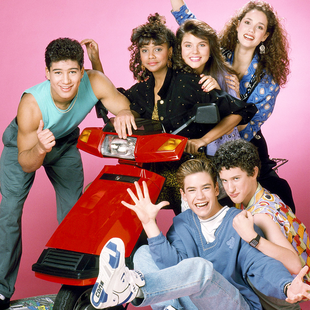 RE-VIEWED: Saved By The Bell