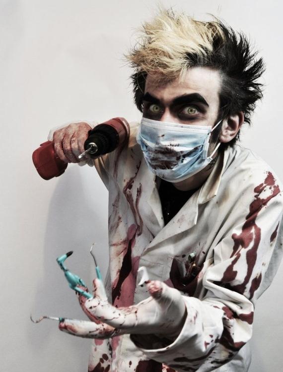 Evil Dentist